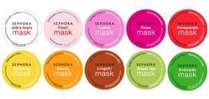 100_beauty_Sephora-Natural-Therapy-Masks-4-each